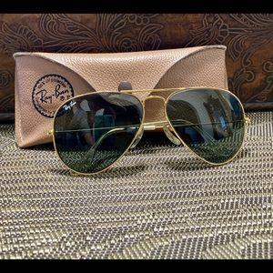 Ray ban aviator vintage sunglasses Men/Women